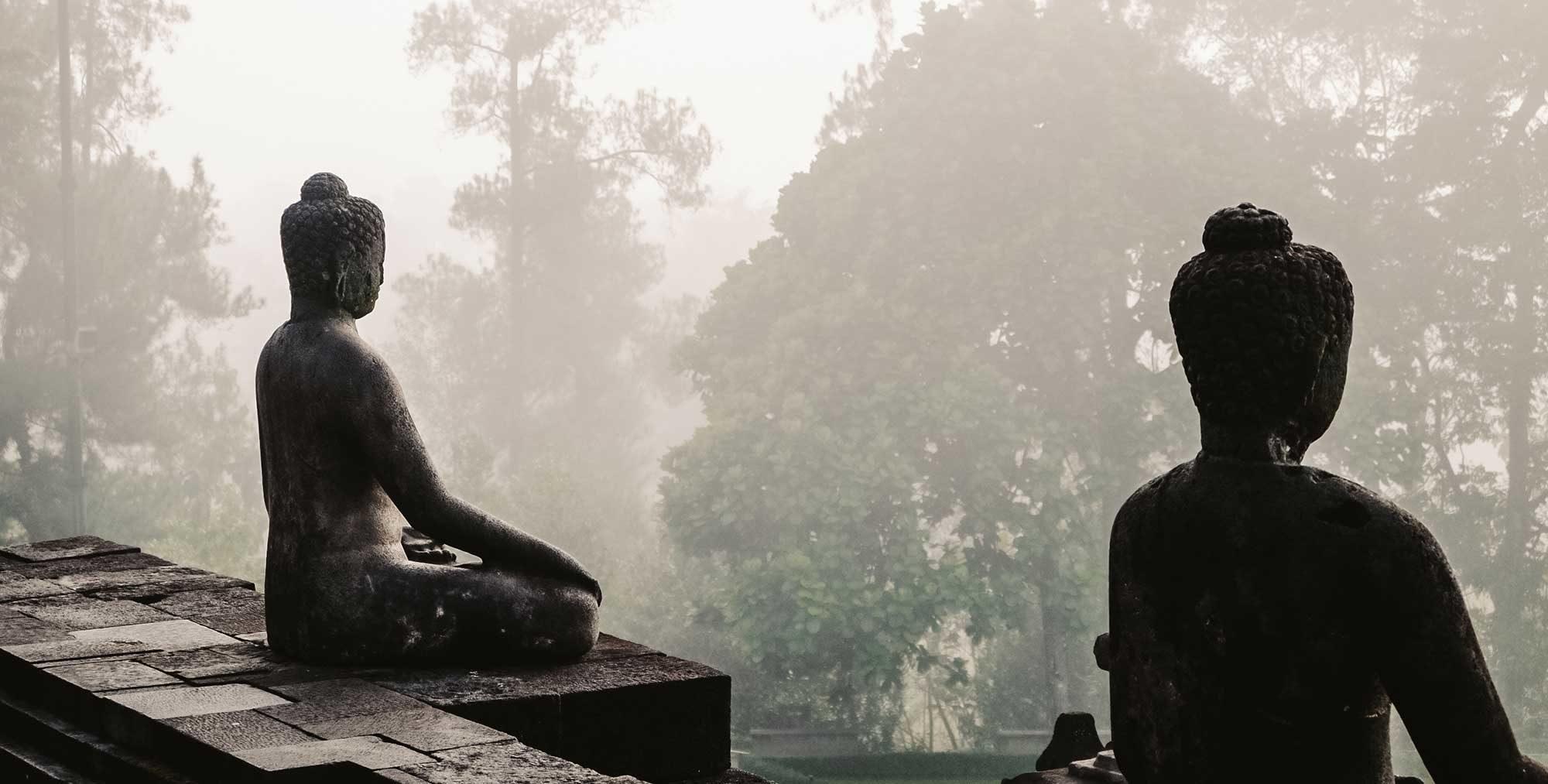 Esprit de silence-la méditation