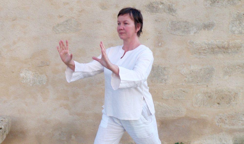 Ingrid - Qi gong