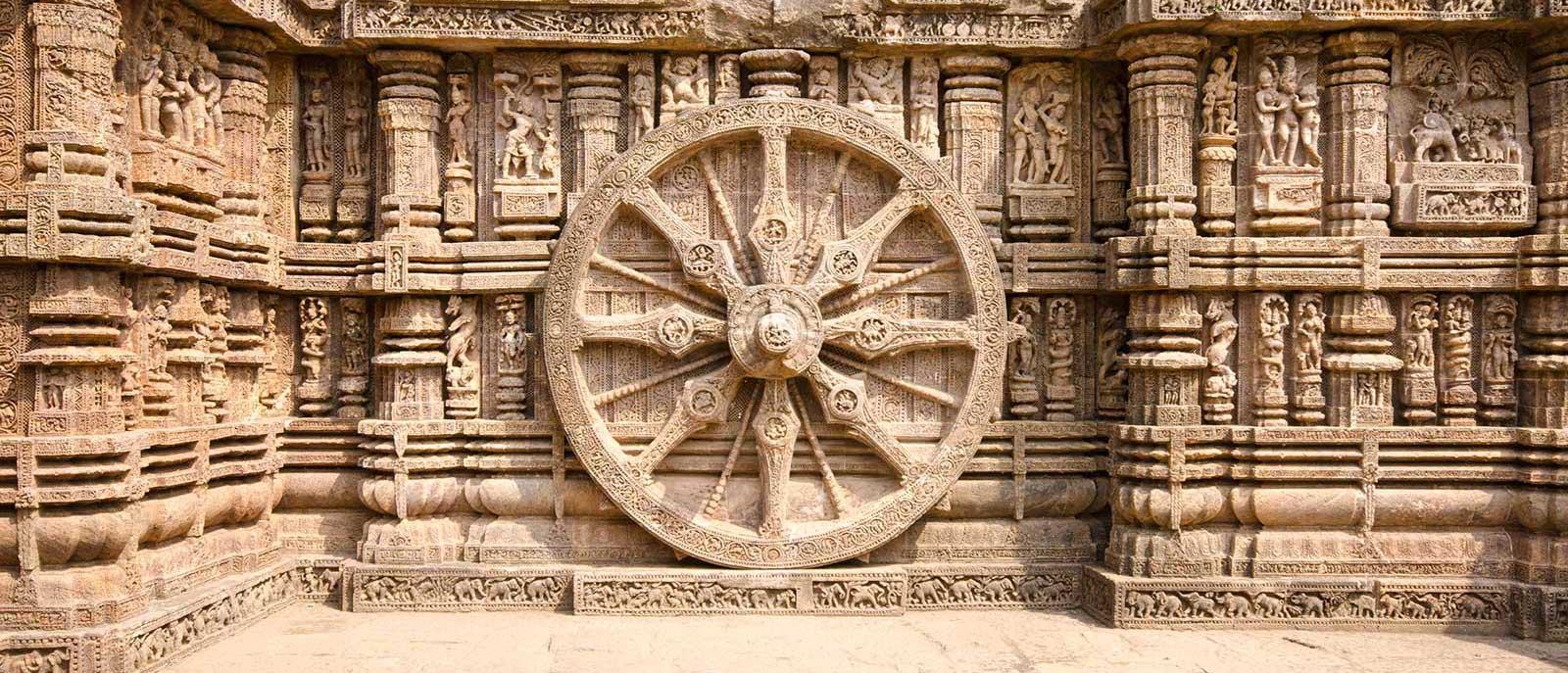 Roue du dharma, Esprit de silence