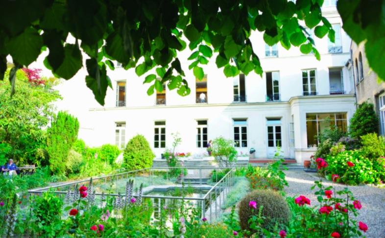 méditation Paris 6 juin avec Ingrid