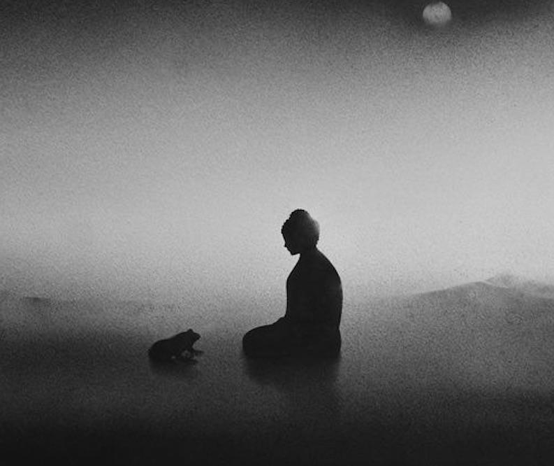 Méditation avec Ingrid